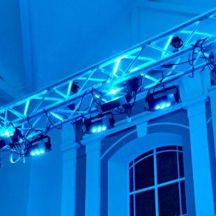 32 x Stairville Par Wash RGB LED