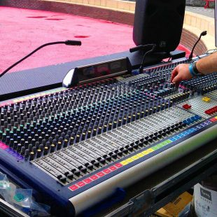 Soundcraft GB8-40 Channel, 8 Bus Mixer